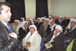Kadın Çiftçilere Eğitim