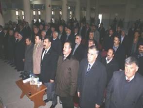 Erciş Tarım Kredi Kooperatifinin Olağan Genel Kurul Toplantısı