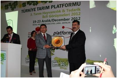 Türkiye Tarım Platformu 3. Tarım Hayvancılık