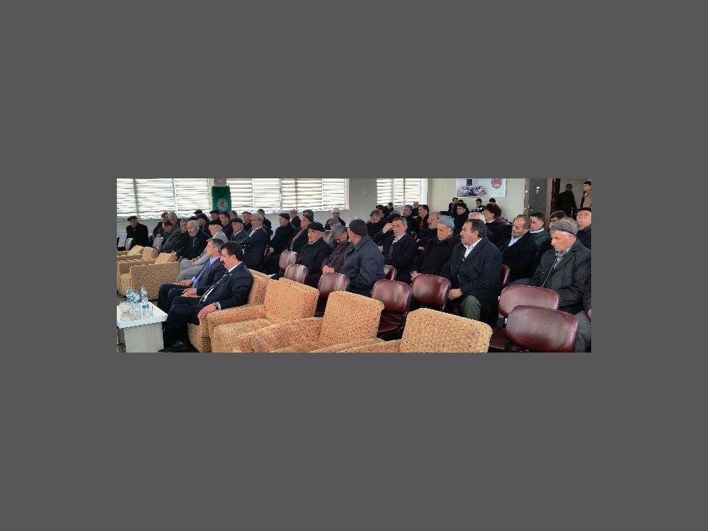 Erciş Ziraat Odası Olağan Kongresi