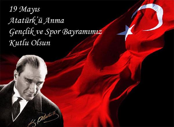 Nihat Çelik ten Atatürk ü Anma Ve Gençlik Spor Bayramı Mesajı