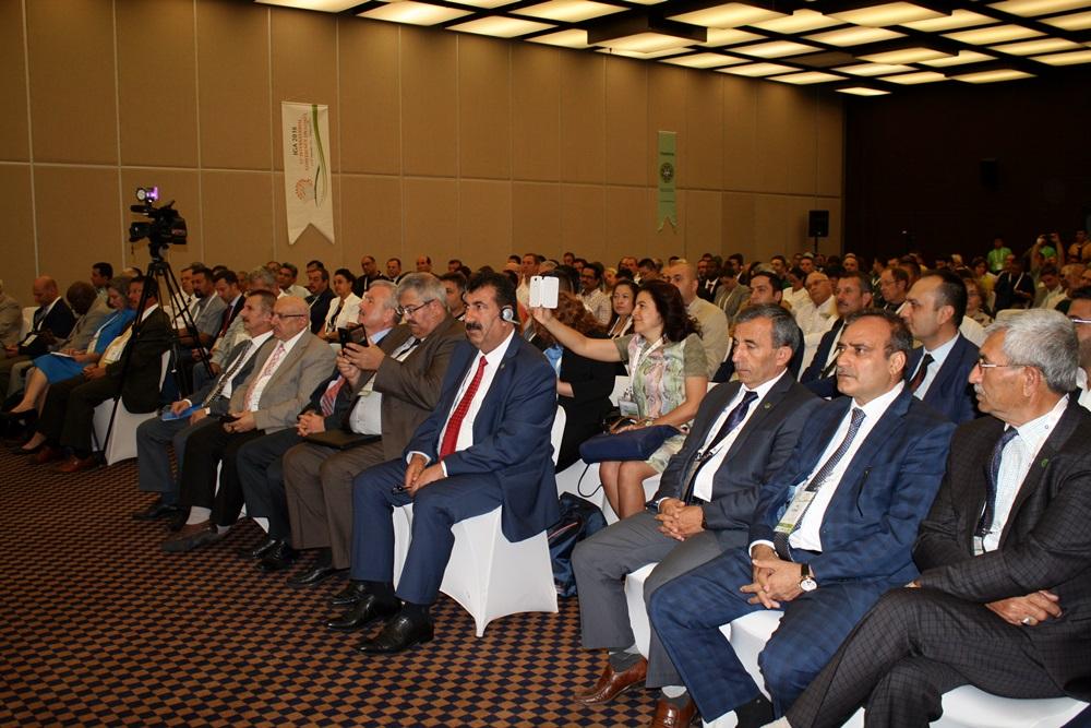 12.Uluslararası Keçicilik Konferansı Antalya da Gerçekleştirildi
