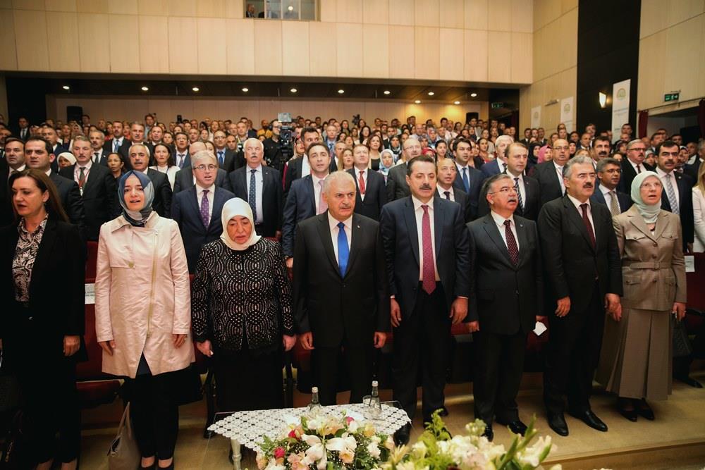 Başbakan Yıldırım, Milli Tarım Projesi ni Açıkladı