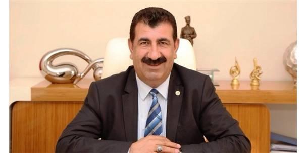 TÜDKİYEB Genel Başkanı Çelik ten Milli Tarım Projesi Teşekkürü