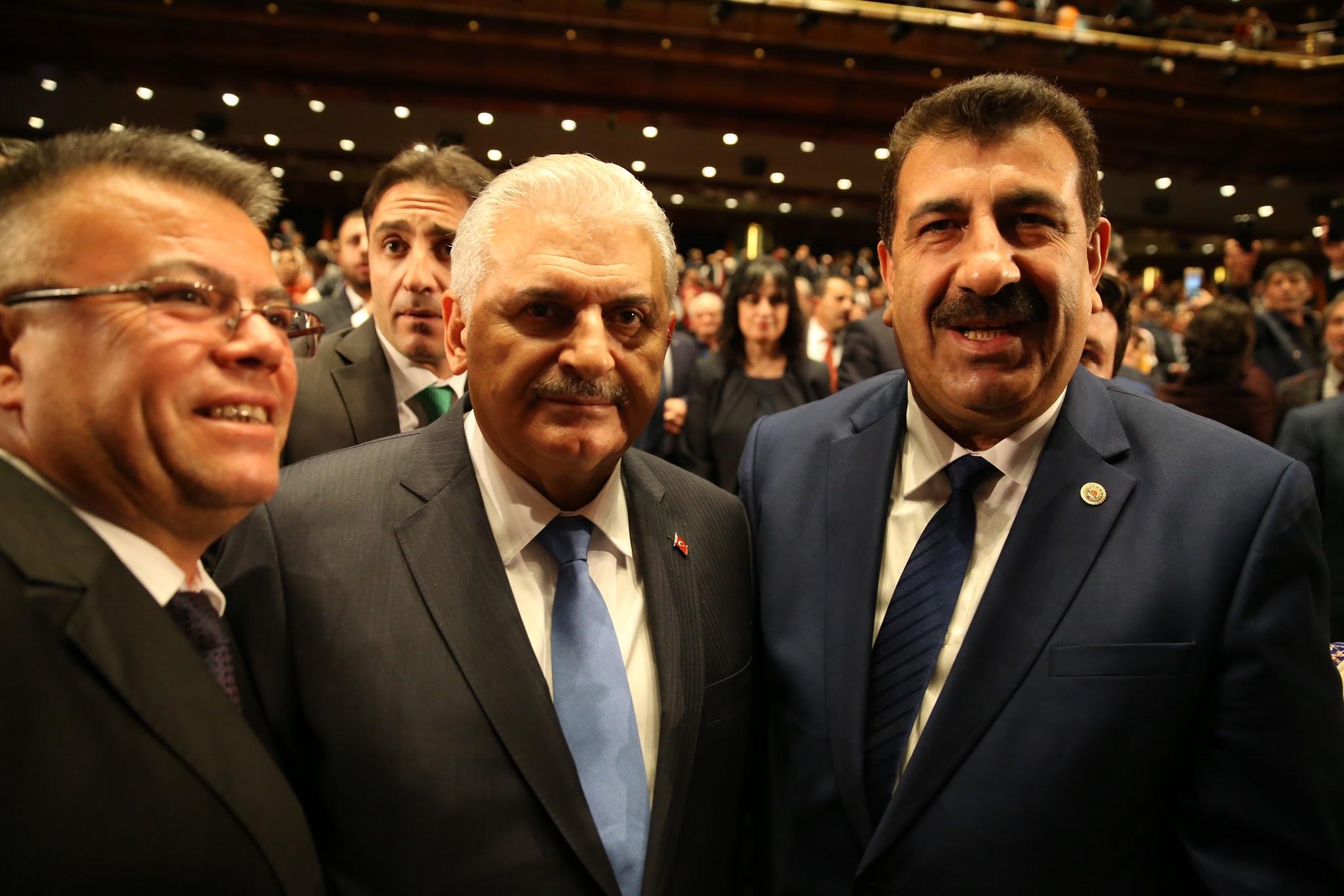Genel Başkan Çelik, Başbakan Binali Yıldırım İle Bir Araya Geldi