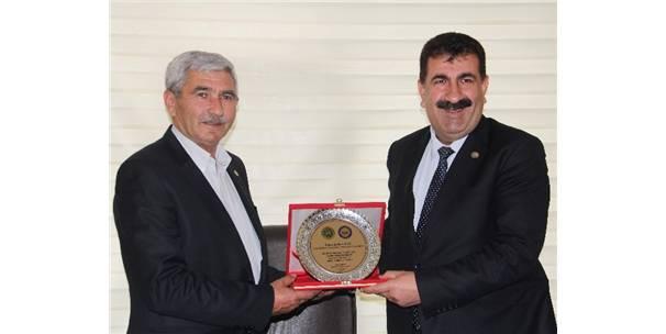 TÜDKİYEB Genel Başkan Yardımcısı Nihat Çelik,