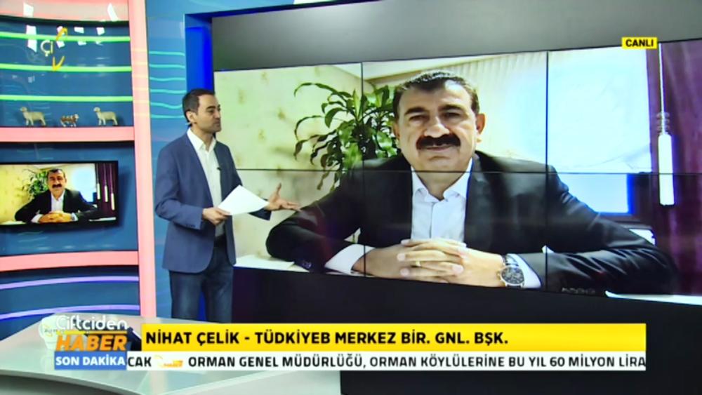 GENEL BAŞKAN ÇELİK,