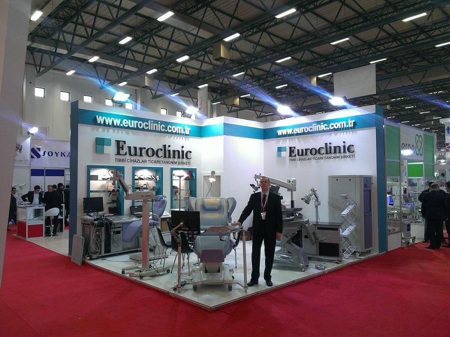 EUROCLINIC 21.EXPOMED FUARINDA